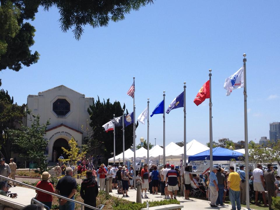 The Veterans Museum and Memorial Center- Balboa Park, San Diego CA