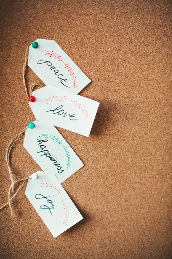 Christmas Paper Tags