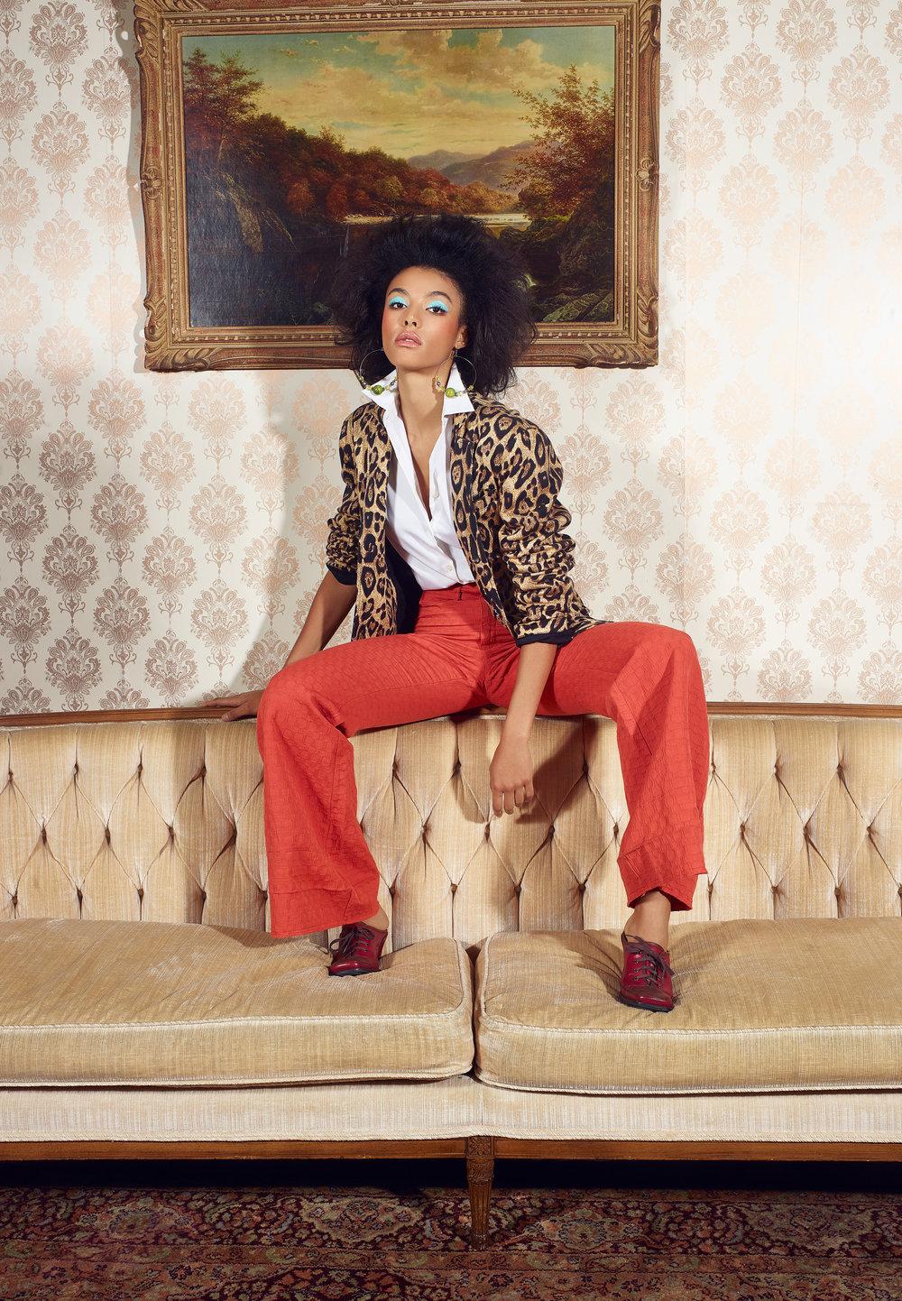 Funkadellic - Elegant Magazine