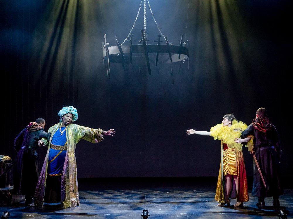 Tamerlano - Opera