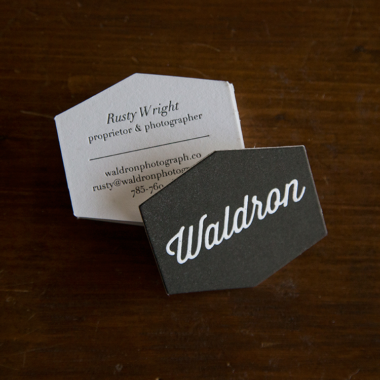Waldron cork kc print garage letterpress studio kansas city reheart Images