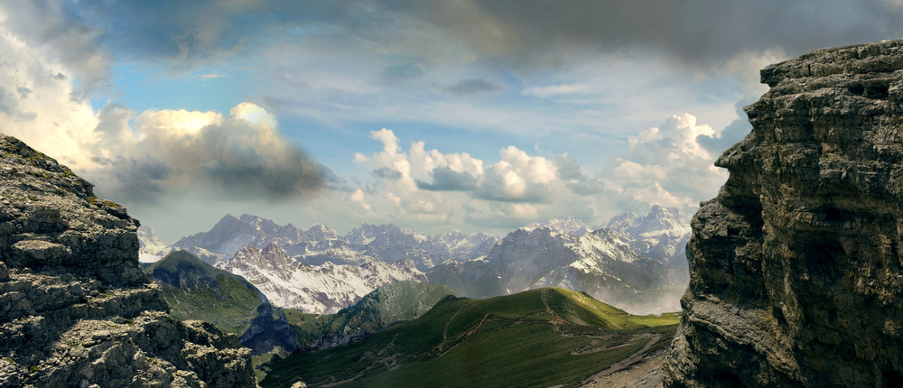 Animation 3D, Matte Painting, Stereoscopic