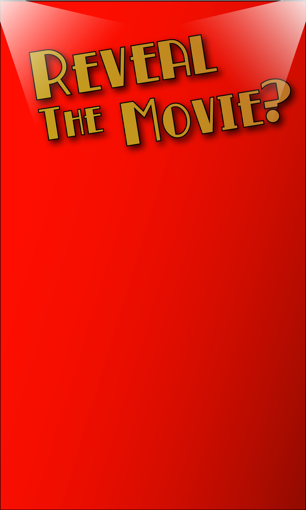 Reveal The Movie Mobile Application