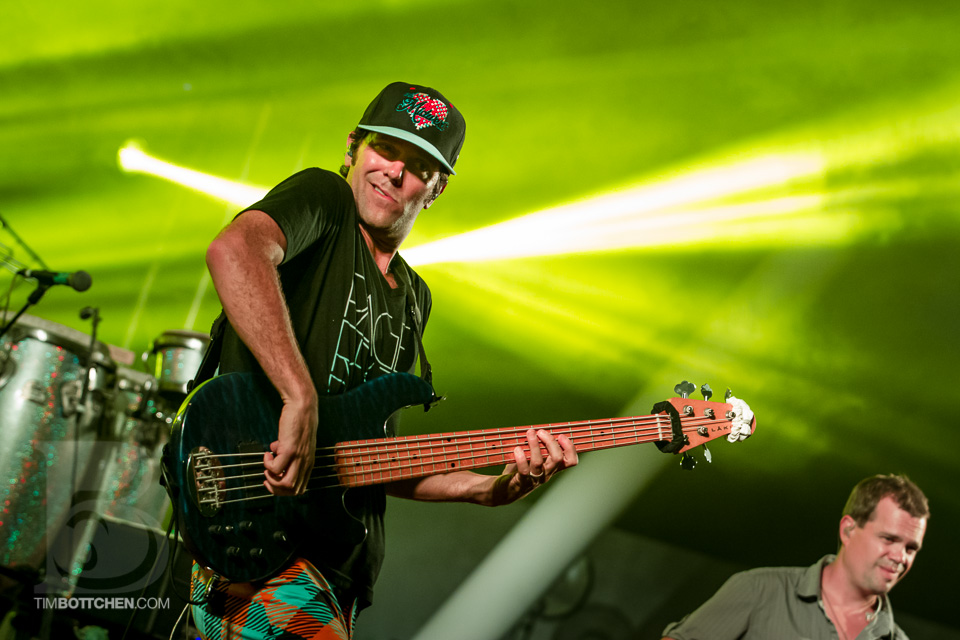 Ryan Stasik of Umphrey's McGee