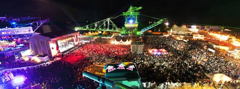 Ferropolis Festival