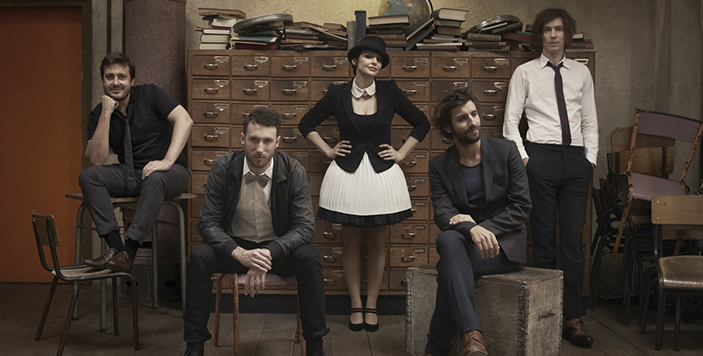 Caravan Palace (Photo Not Property Of Bass Feeds The Soul)