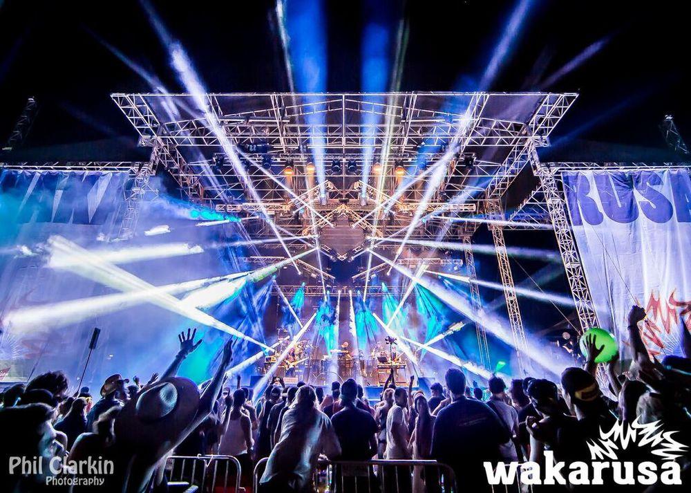 Wakarusa 2015 Lineup