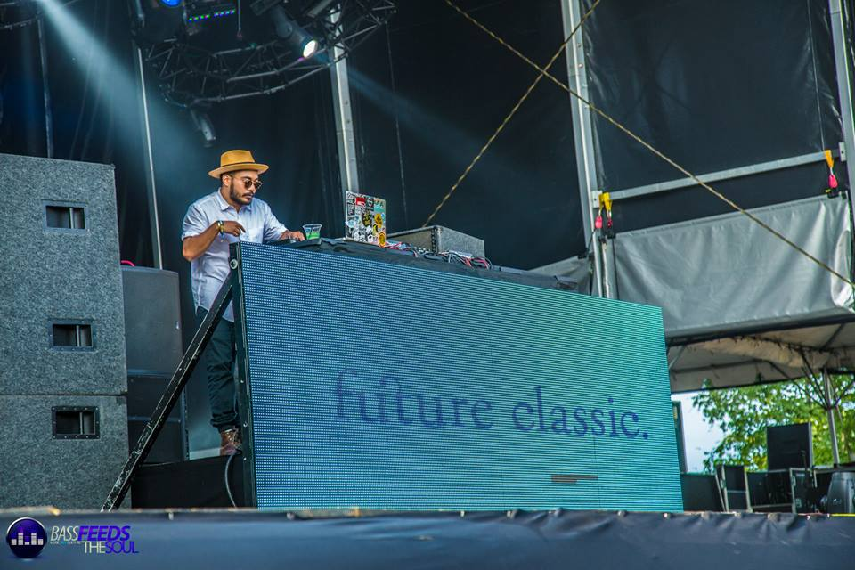 Mr. Carmack throwing down Thursday afternoon. Photo By Madi Lawton