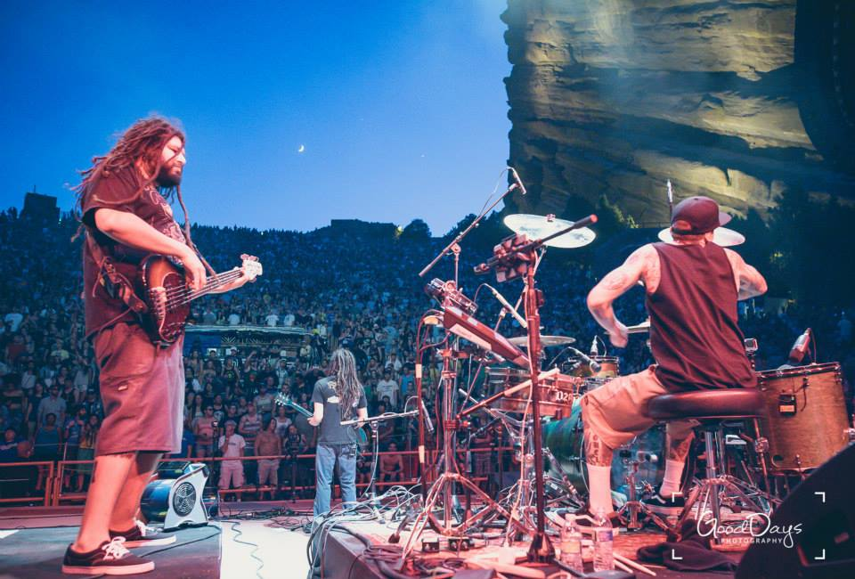 Tribal Seeds are no strangers to Colorado. Photo by Good Days Photography