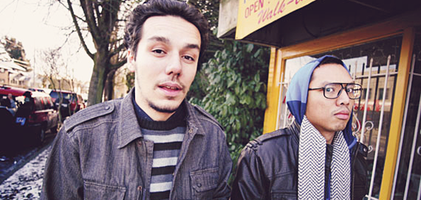 Blue Scholars - Geo & Sabzi. From Blue Scholars FB