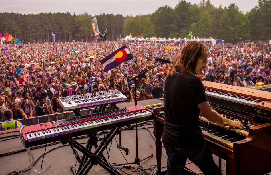 Electric Forest, 2015