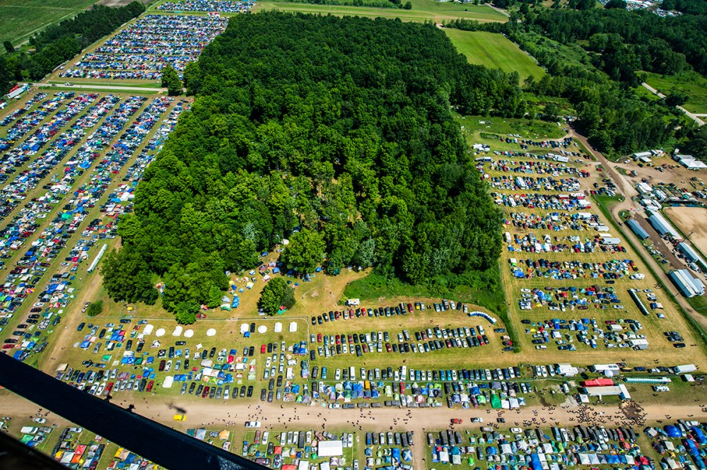 electric forest offers special camping options 2017 bass feeds the
