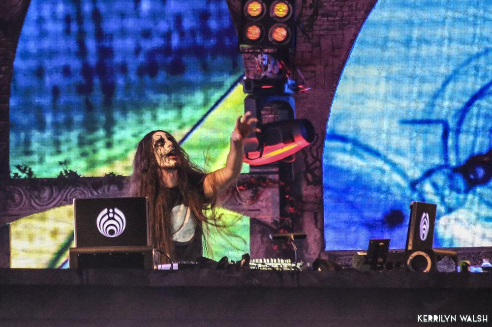 Bassnectar at Freaky Deaky 2015