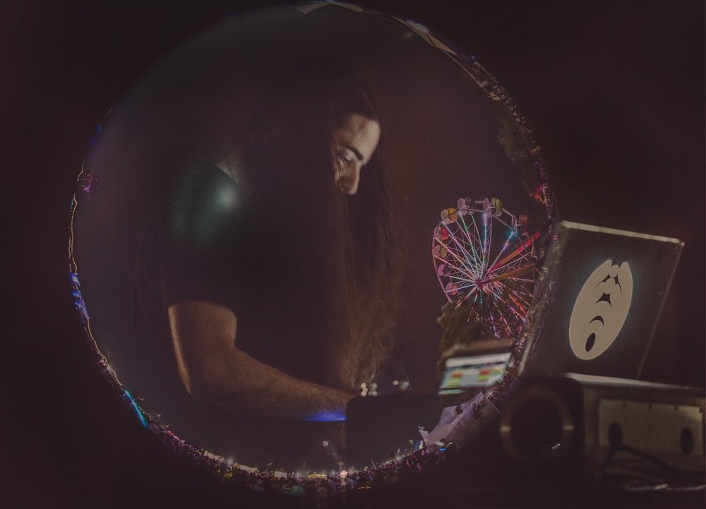 Bassnectar's Full Moon Okeechobee Set, Photo by Live Edits Lab