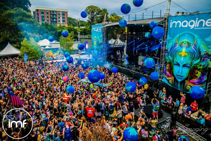Imagine Music Festival - Atlanta Motor SpeedwayAtlanta, GASeptember 21-23, 2018