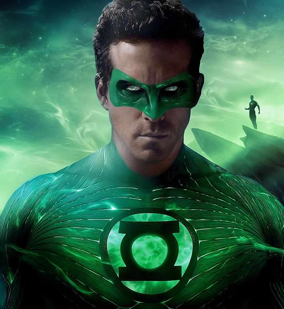 """Green Lantern,"" 2011"