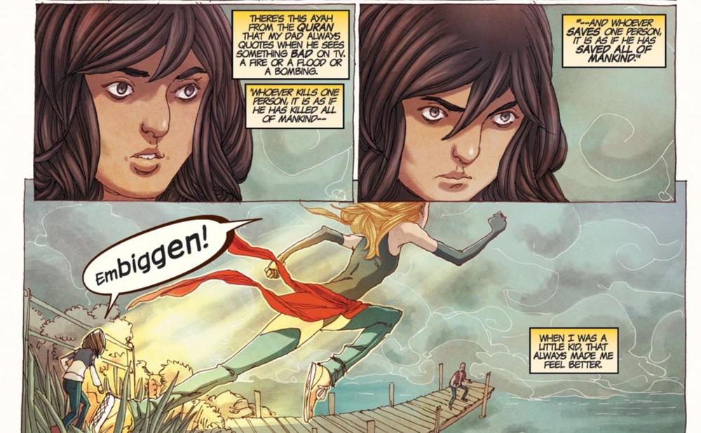 """Ms. Marvel,"" #2"