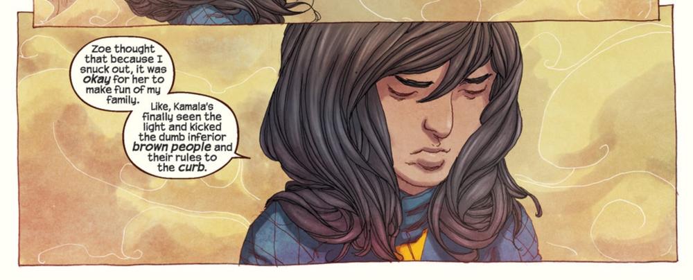 """Ms. Marvel,"" #1"