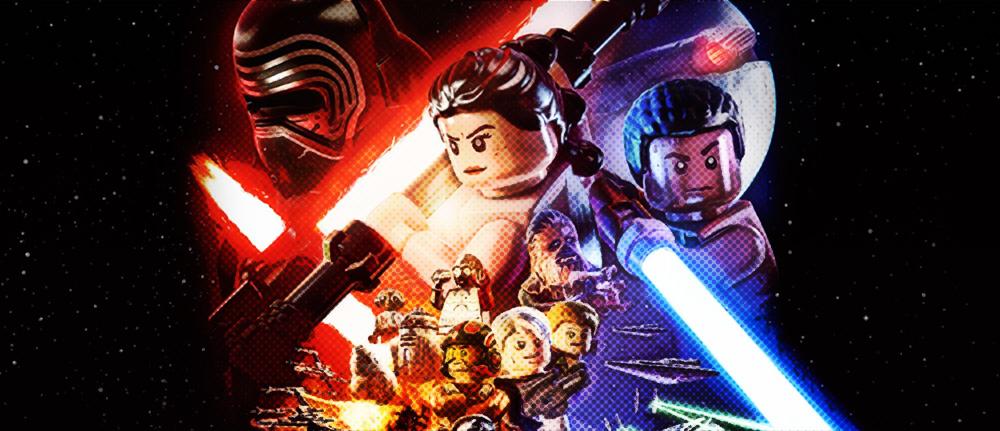 LEGO  ®     Star Wars   ™  : The Force Awakens   ™