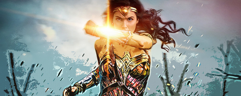 """Wonder Woman,"" WB"