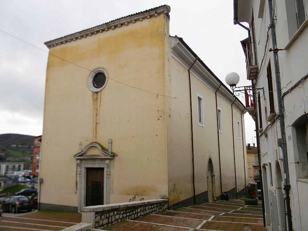 Church of Sant'Antonio Abate, Campobasso, 2014