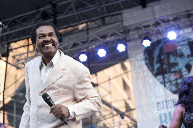 2013 headliner Bobby Rush