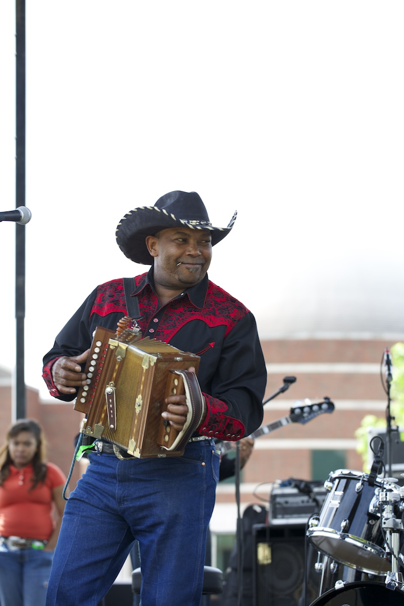 Jeffery Broussard & The Creole Cowboys