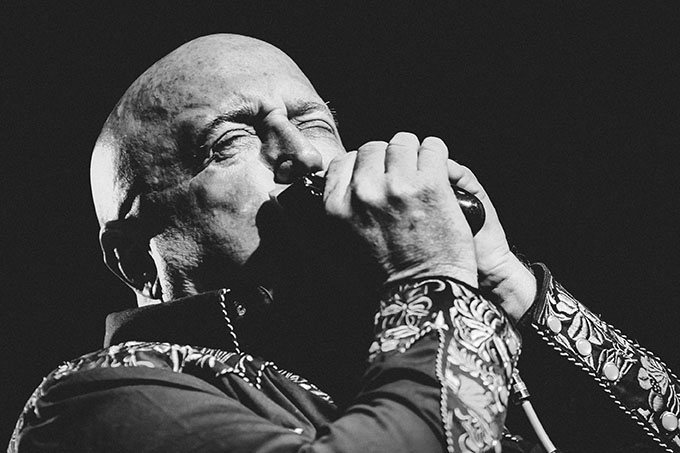 Kim Wilson of the Fabulous Thunderbirds © Baton Rouge Blues Festival/Jordan Hefler