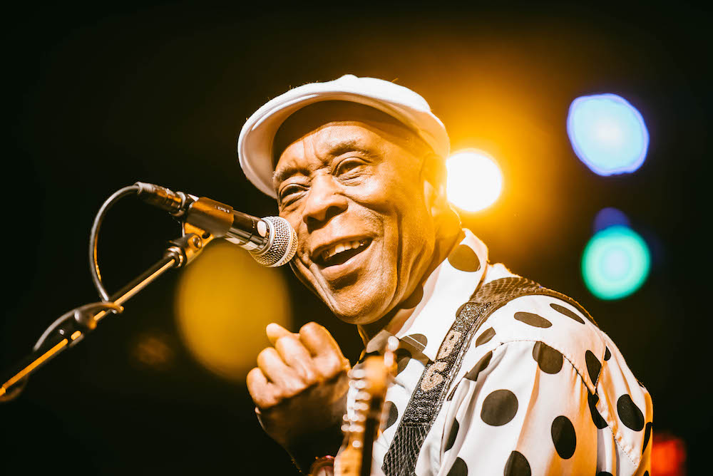 Buddy Guy © Baton Rouge Blues Festival/Jordan Hefler