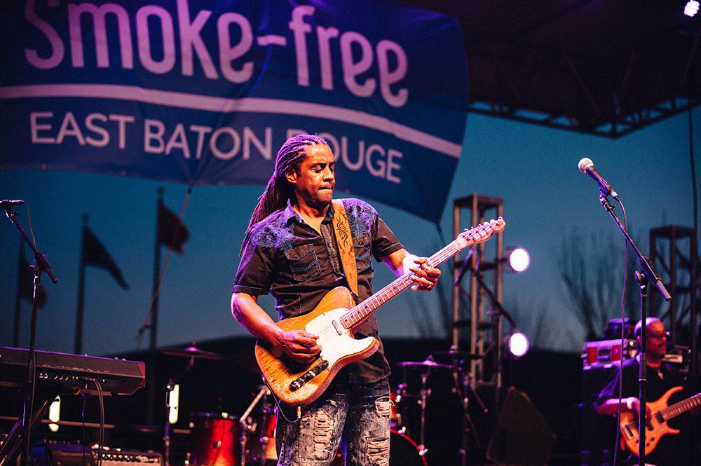 Kenny Neal © Baton Rouge Blues Festival/Jordan Hefler