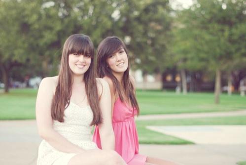 Sophomores:   Sarah Wood, Kasie Clark