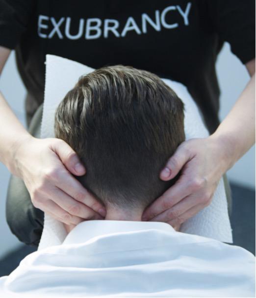 10 Min Chair Massage