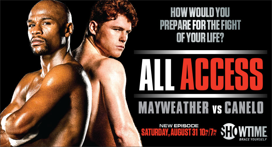 Showtime's All Access Pre-Fight Promotion