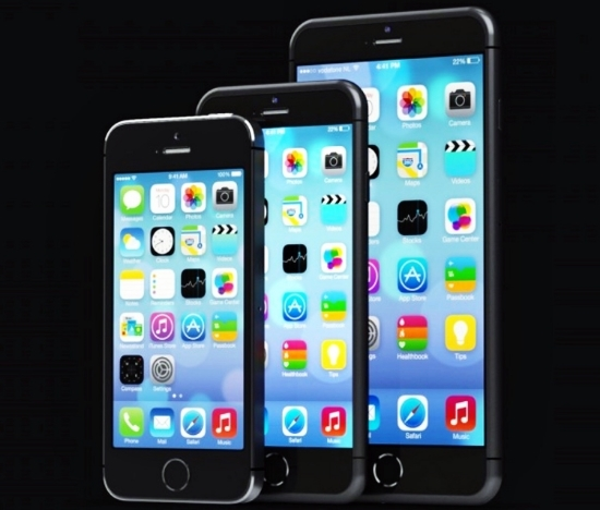 Apple's 2014 / 2015 Flagship iPhone Lineup: iPhone 5S, iPhone 6, iPhone 6 Plus