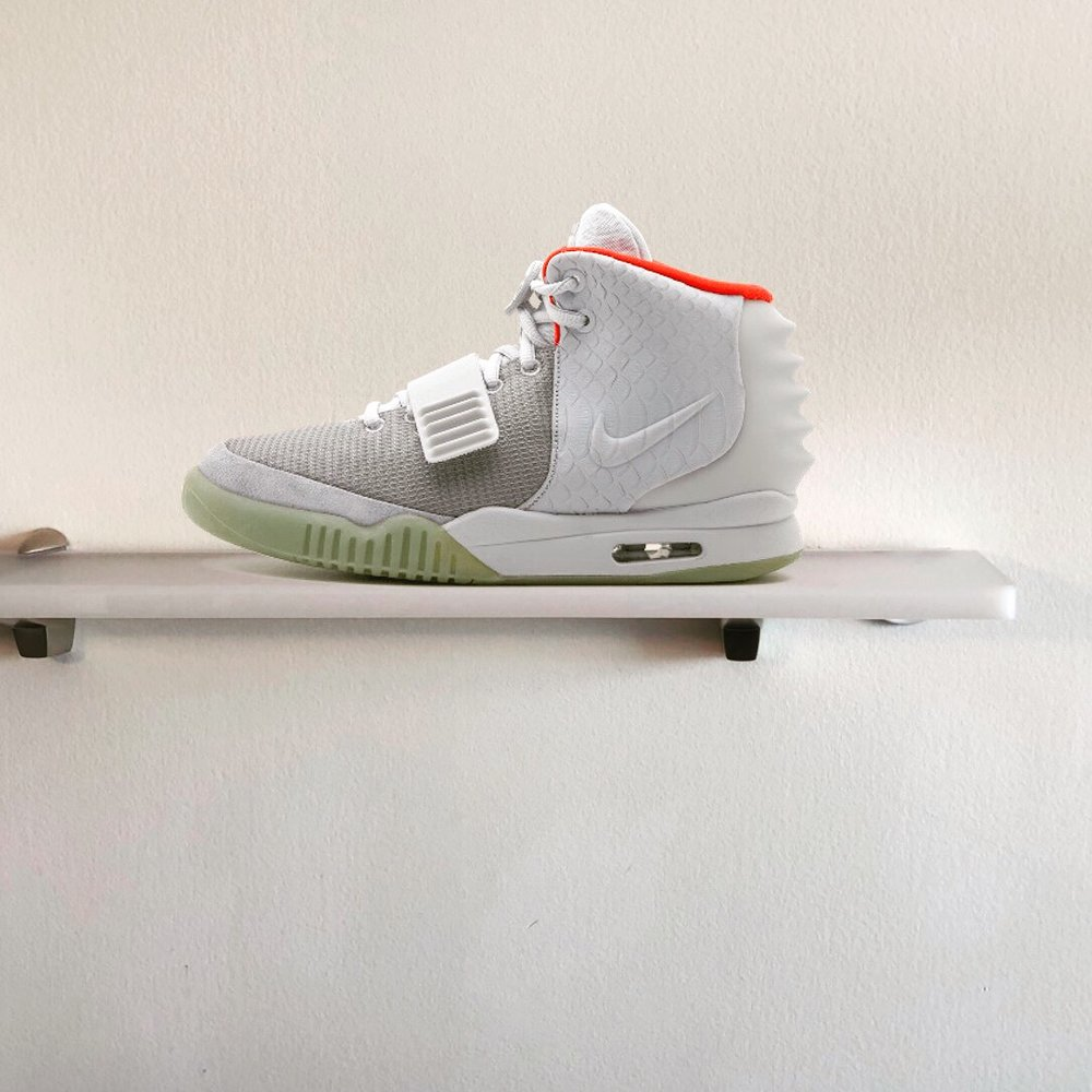 Air Yeezy 2 - 'Pure Platinum'
