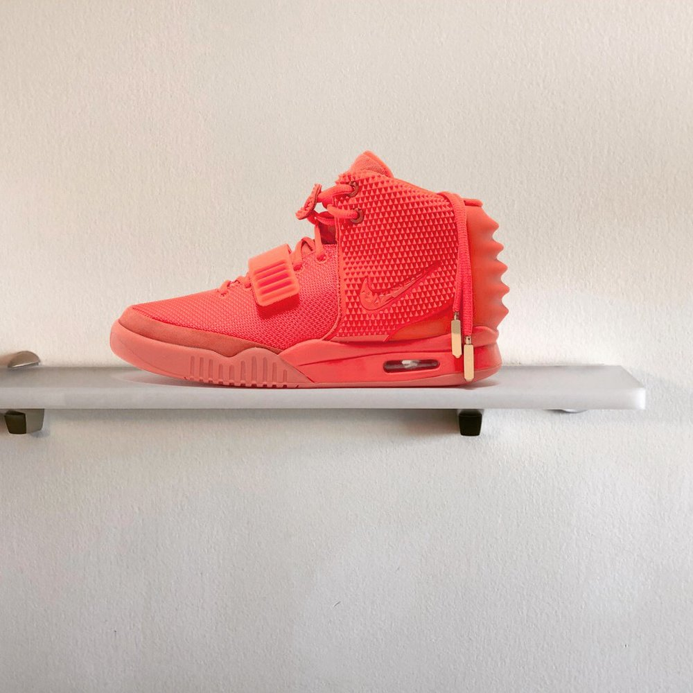 Air Yeezy 2 'Red Octobers'