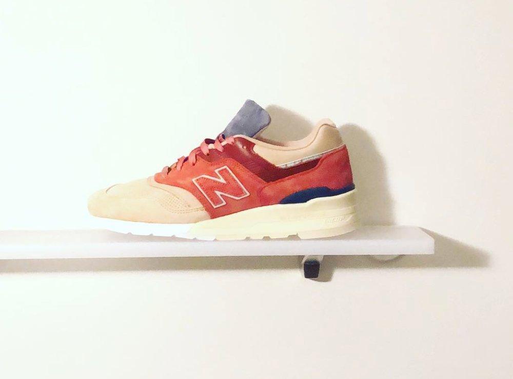 New Balance x Stance 998