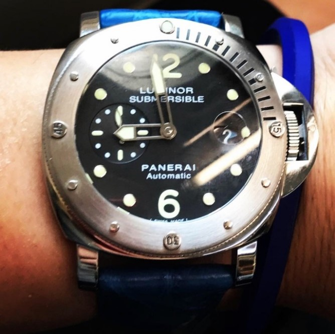 Panerai Submersible 24