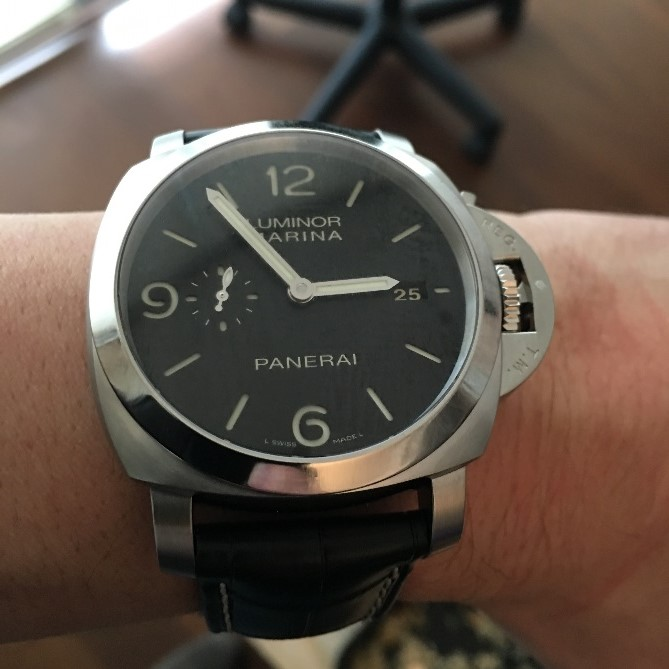 Panerai Luminor 312