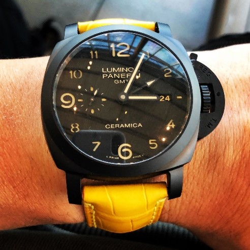 Panerai 441 1950 Luminor GMT Ceramica