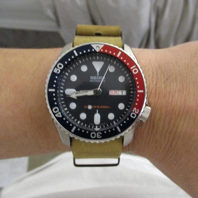 Seiko SKX009K2 Diver