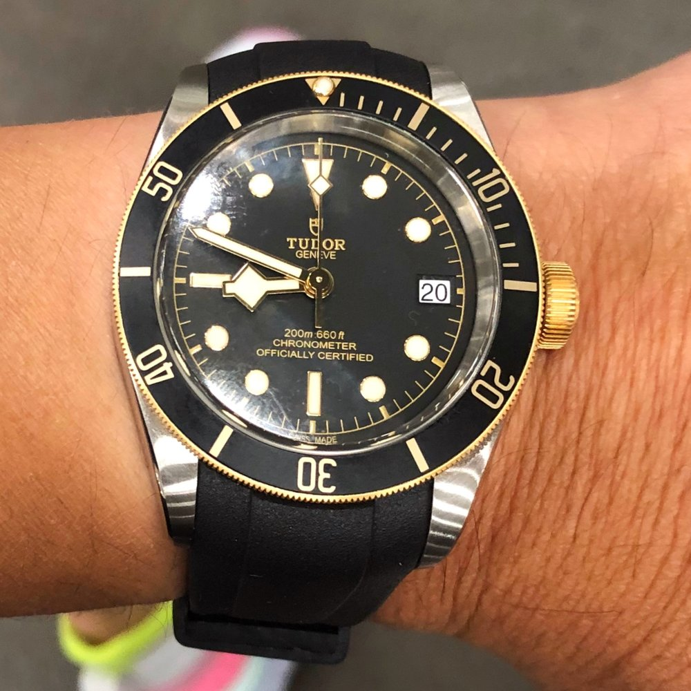 Tudor Black Bay 79733N-0001