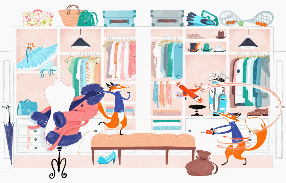 Hello Closet : From Hello Door published by Little Bee Books