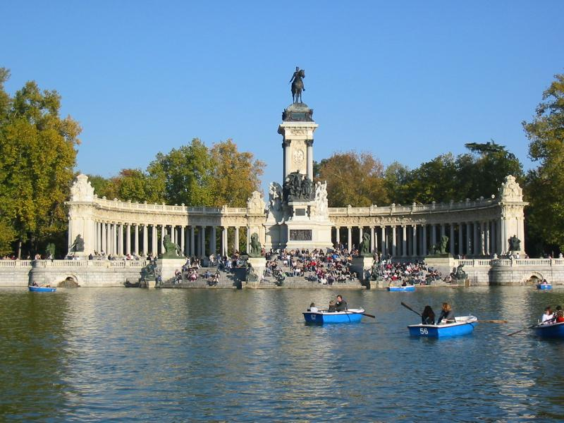 the pond & alfonso xii