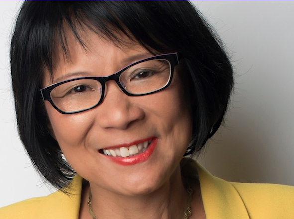 Olivia Chow // image courtesy of www.oliviachow.ca