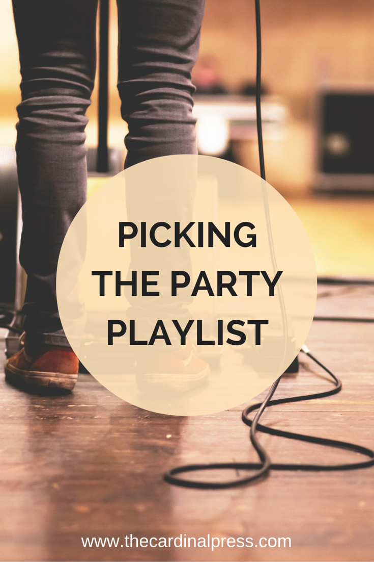 picking the playlist