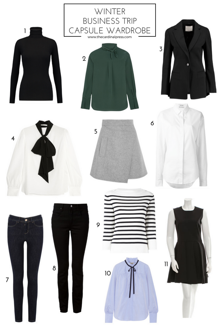 winter-business-trip-capsule-wardrobe