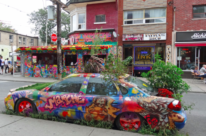 What to do in Toronto: Kensington Market