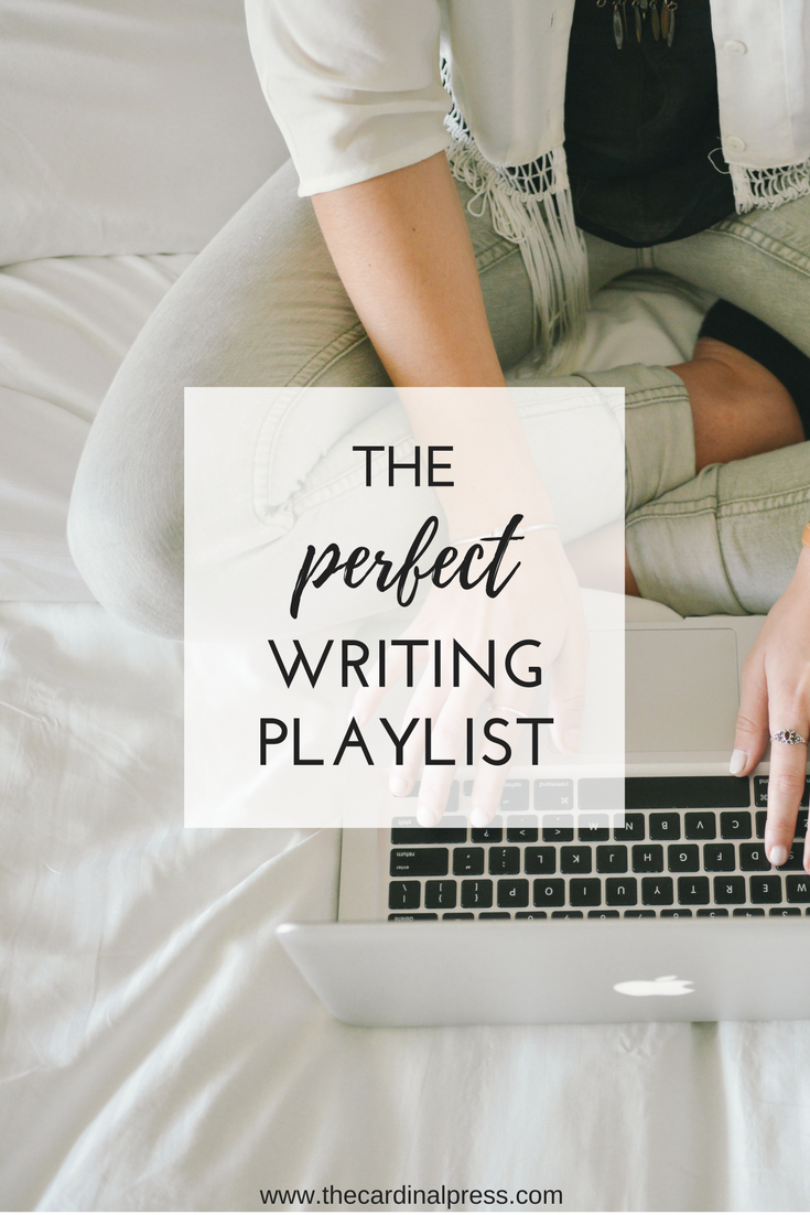 instrumental creative writing playlist