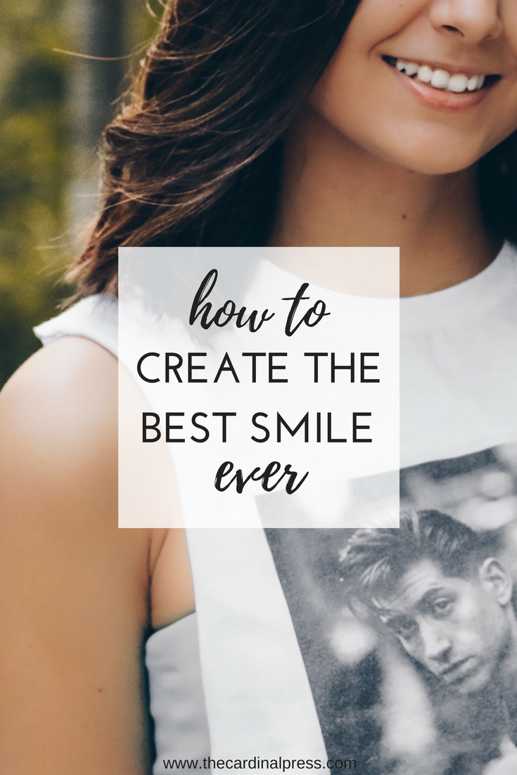 how to get the best smile